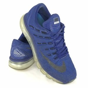 Nike Air Max 2016 Men's Size 10.5 Running Shoes